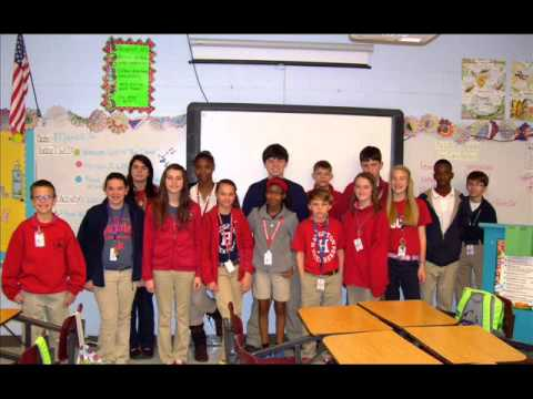 Haughton Middle School Spring 2014 - Mrs. Townsend