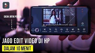 Cara Mudah Edit Video di HP ANDROID untuk Pemula ( Filmora GO )