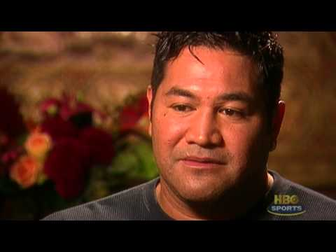Esera Tuaolo on Gay Slurs - Real Sports with Bryant Gumbel (Oct. 2012)