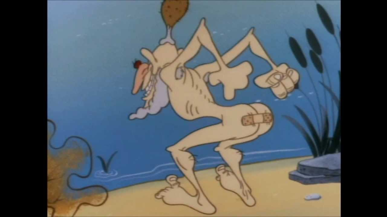 from Ares ren and stimpy naked
