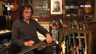 Tony Iommi on his Jaydee
