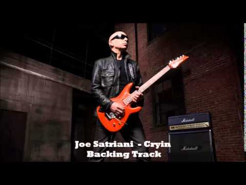 Joe Satriani - Cryin (Backing Track)