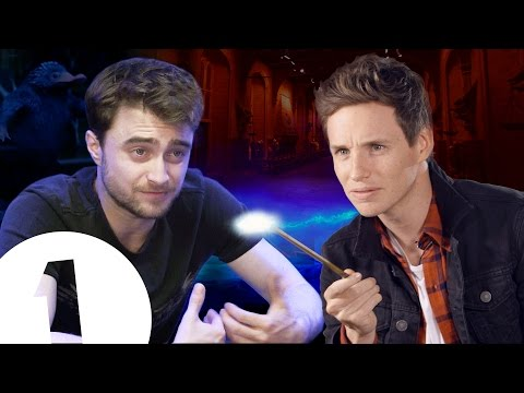 Harry Potter & Fantastic Beasts: The Secret Of The Wizarding World | Documentary from BBC Radio 1