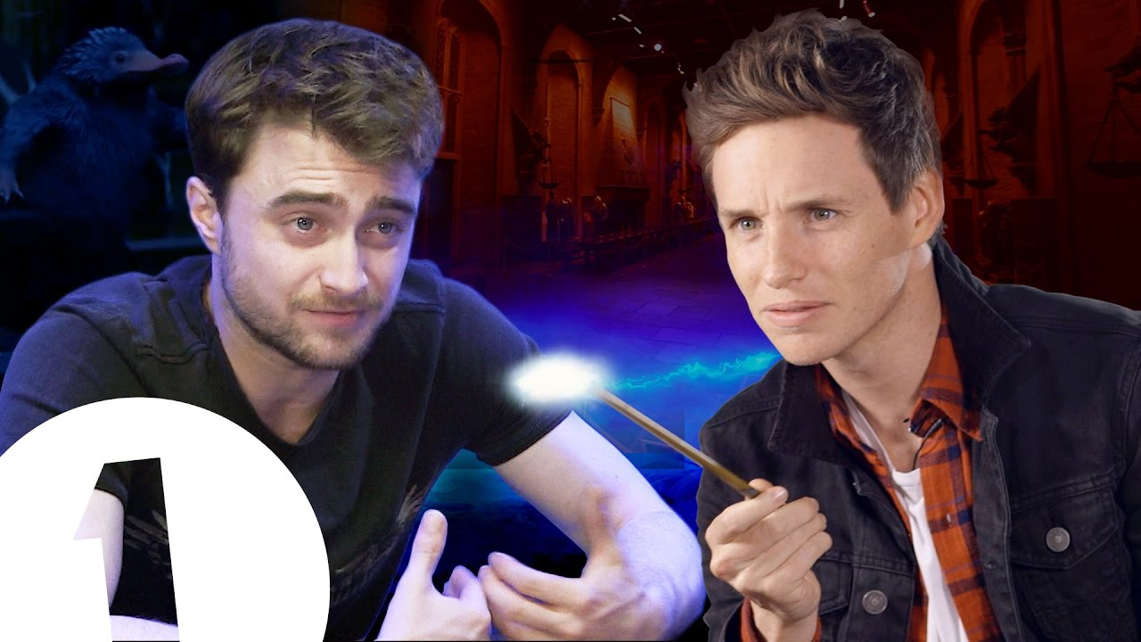 Harry Potter & Fantastic Beasts: The Secret Of The Wizarding World   Documentary from BBC Radio