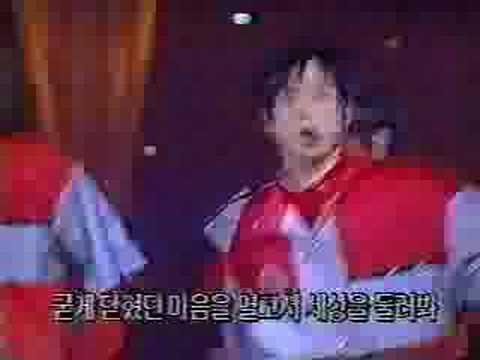 Shinhwa - Hae Gyul Sa (performance)