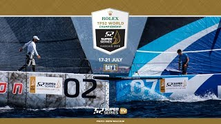 LIVE TV ROLEX TP52 World Championship Cascais 2018 Day 1