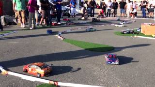 RC Drift @ The Meet, Dubai, UAE.