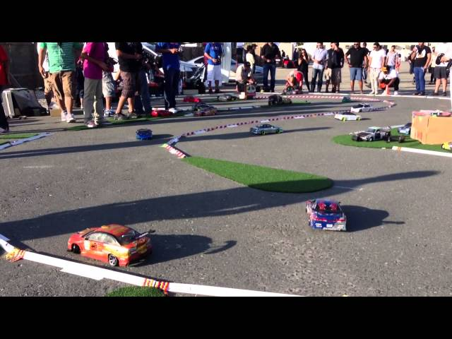 RC Drift @ The Meet, Dubai, UAE. Travel Video