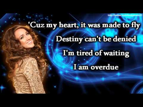 Britt Nicole - Breakthrough (Lyrics On Screen Video HD) New Christian Music Pop 2012