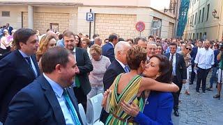 Toma de posesión de Concha Andreu como presidenta del Gobierno de La Rioja