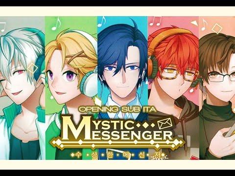 Mystic messenger opening