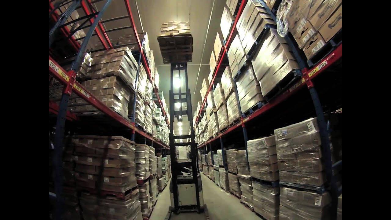 Sierra Supply Chain Services - Cold Storage Warehouse