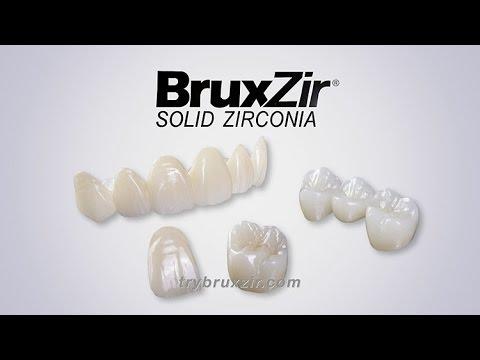 bruxzir solid zirconia crowns bridges