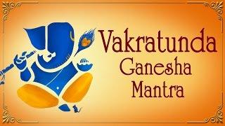 Vakratunda Mahakaya - Ganesh Shlok by Anup Jalota | Ganesh Mantra 108 Times