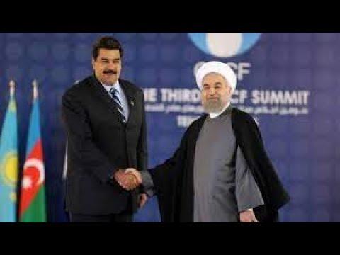 O pacto estratégico da Venezuela com o Irã.