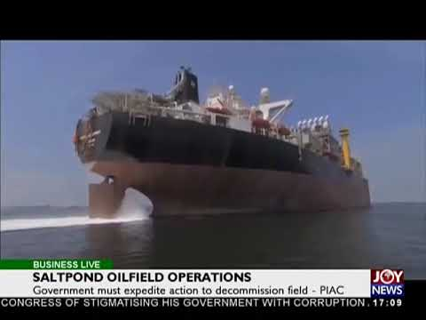 Saltpond Oilfield Operations - Business Live on JoyNews (28-12-17)