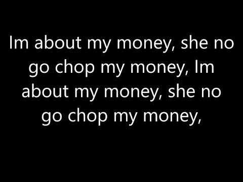 iLL Blu ft. Krept, Konan, Loski, ZieZie - Chop My Money Lyric Video.
