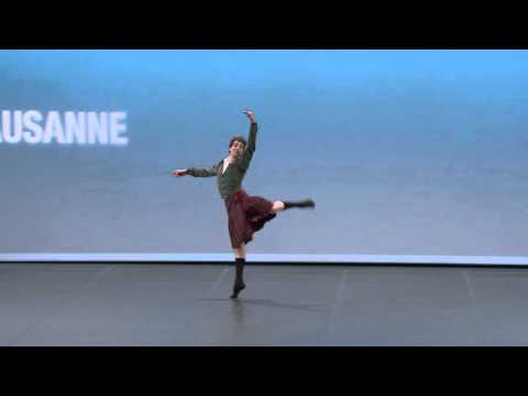 Gianluca Benedetti - 2016 Prix de Lausanne selections - classical variation