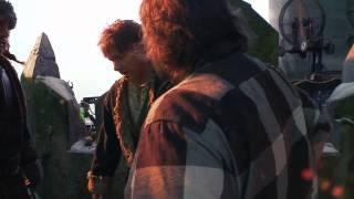 Съемки фильма Хоббит Битва пяти воинств Часть 2