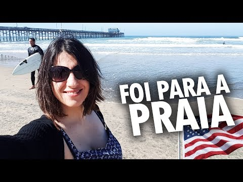 VIAJOU MUITO PELOS ESTADOS UNIDOS E ACABOU NA PRAIA - FABIANA VIAJA - Vlog Ep.69
