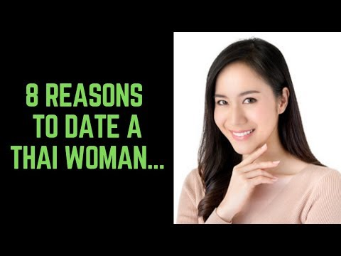 dating a thai woman in thailand