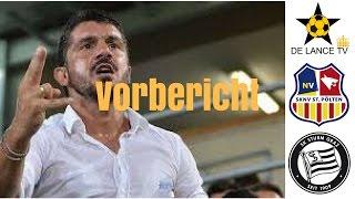 Attenzione! SKN St.Pölten - SK Sturm Graz Vorbericht Tipico Bundesliga 23.Spieltag