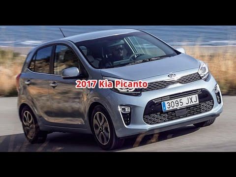 2017 Kia Picanto Kia Picanto Review Interior Youtube