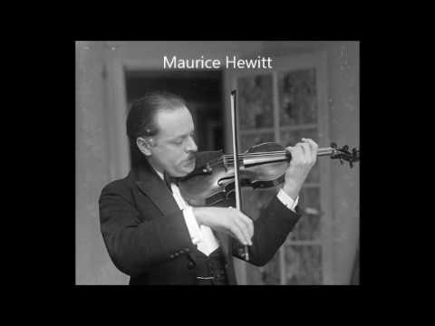 Couperin L'Imperiale (Maurice Hewitt Chamber Orch., 1941)
