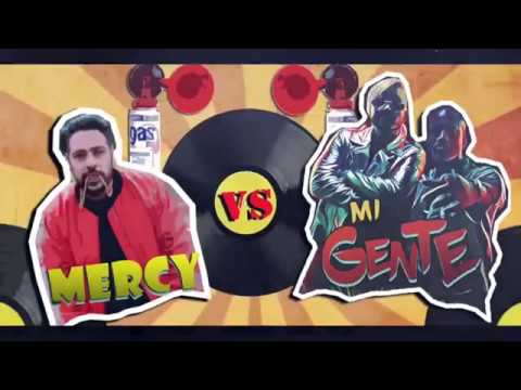 Mercy VS Mi Gente | Remix | Rework | DJ R.D.ROY