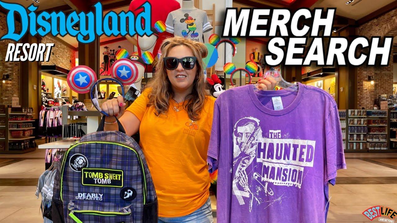 Download Downtown Disney-World of Disney Merch Search! Disneyland Resort Merchandise & What's New!