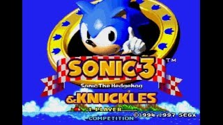 (PC)Sonic and Knuckles Collection Part 1