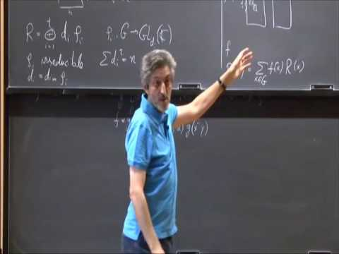 Representation Theory and Expansion in Groups II - Avi Wigderson