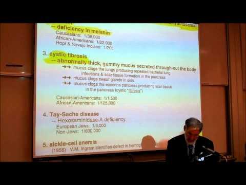 GENETICS Introduction by Professor Fink