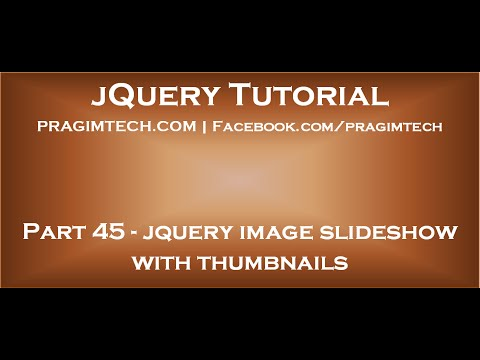 Jquery Image Slider With Thumbnails Amazing HTML slider gallery