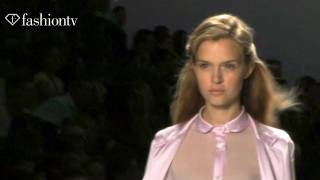 Adam Runway Show - New York Fashion Week Spring 2012 NYFW | FashionTV - FTV