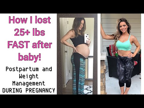 How I Lost 25 Lbs Fast After Baby Postpartum Weight Loss How To Lose Weight Tips And Tricks