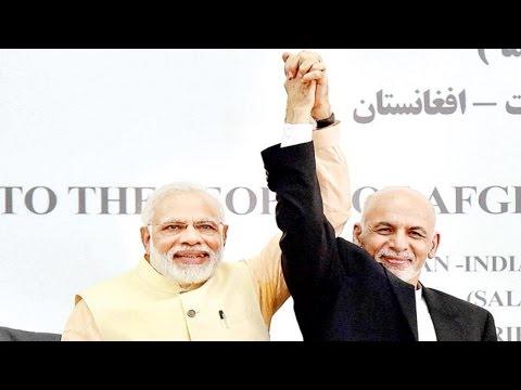 Uri Terror Attack: Afghanistan's Ashraf Ghani Calls PM Modi To Fight Pakistan Together