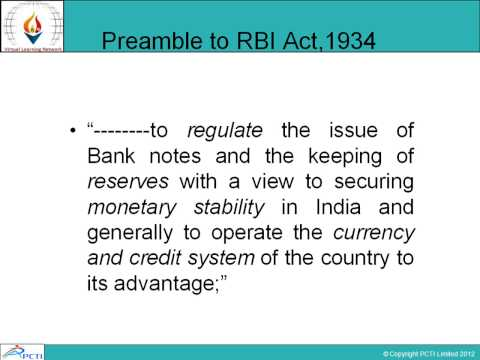 Indian Banking System-Session-3