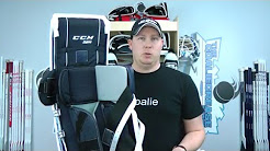 How to Remove the Knee Cradle from Goalie Pads