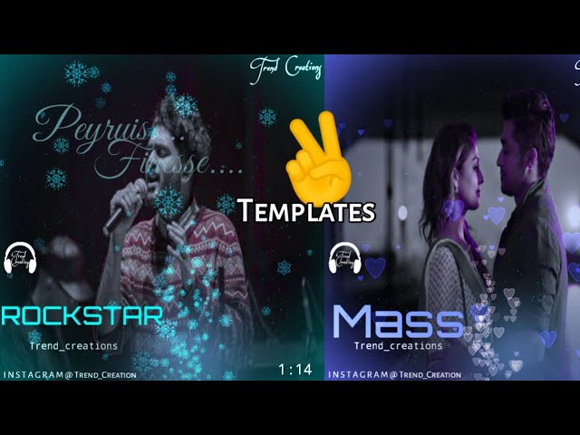 Awesome avee music player template Visualizer Download | Avee player tutorial
