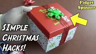 Very Simple Christmas Ideas For The Whole Family- Xmas Life Hacks