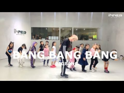 INNER KIDS BANG BANG BANG - BIG BANG