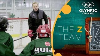 Can a Finnish Olympic ice hockey legend change this Chinese team's fortune? | The Z Team
