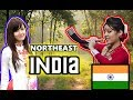 Why do Northeast Indians look East Asian? People of the Seven Sister States, Nepal and Bhutan