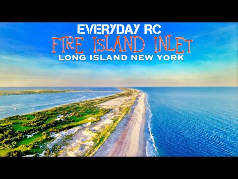 FIRE ISLAND INLET-LONG ISLAND NEW YORK