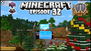 Taking To The SKIES In Minecraft With ELYTRA! | Python Plays Minecraft Survival [Episode 32]