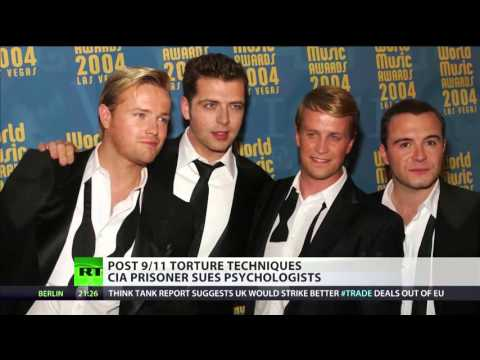 CIA torture with Westlife's 'My love'