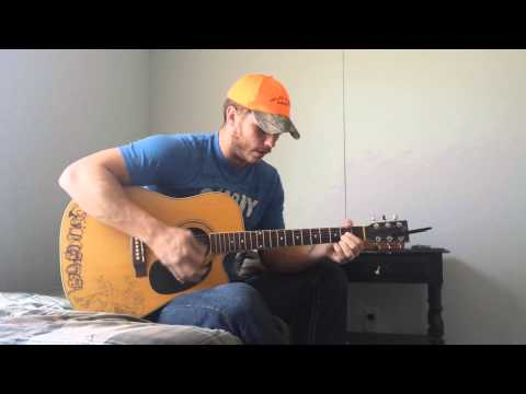 That lonesome song cover by tony frazier