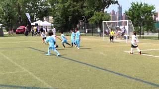 Xcaret Gonzalez Copa Univision Part 1 First Game
