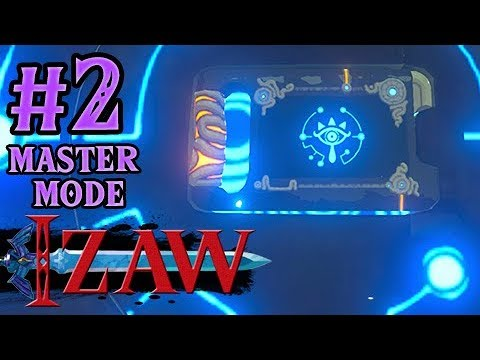 BOTW Master Mode Playthrough - #2 Great Plateau